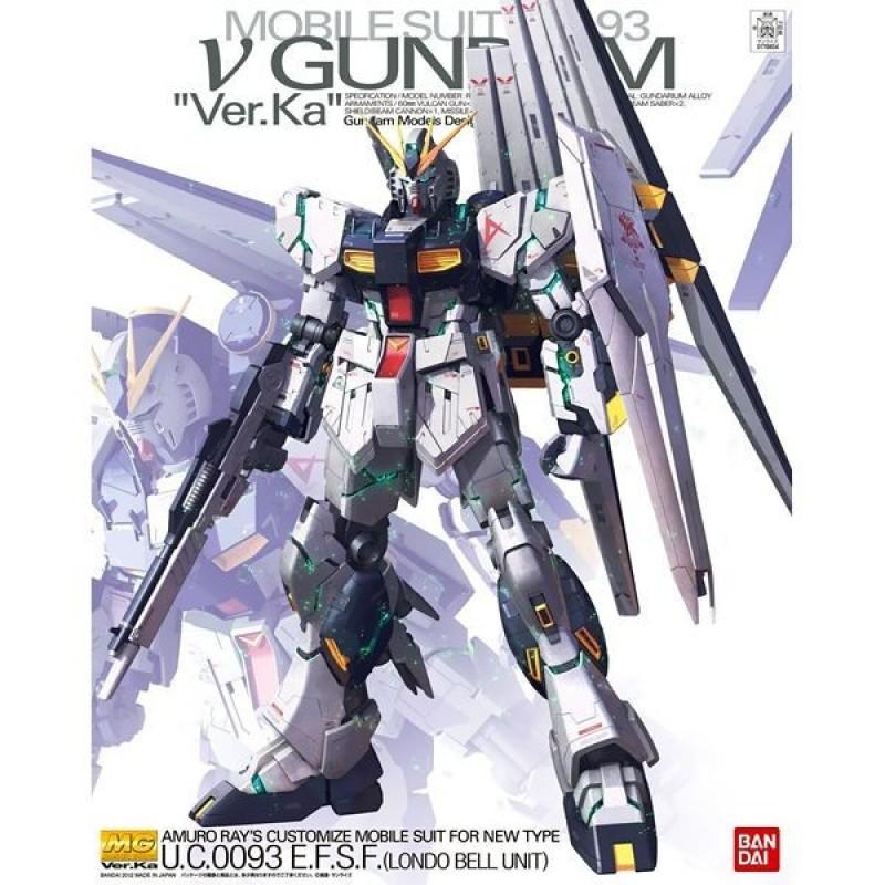 Gundam RX-93 Ver.Ka  -  GUNDAM