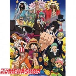 Poster One Piece Dressrosa  -  ONE PIECE