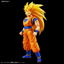Figurine Model Kit Goku SSJ3  -  DRAGON BALL Z