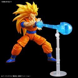 Figurine Model Kit Goku SSJ3  -  DRAGON BALL Z