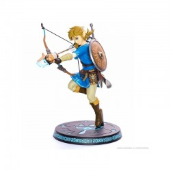 The Legend of Zelda Breath of the Wild - Figurine Link  - ZELDA
