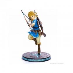 The Legend of Zelda Breath of the Wild - Figurine Link  - ZELDA