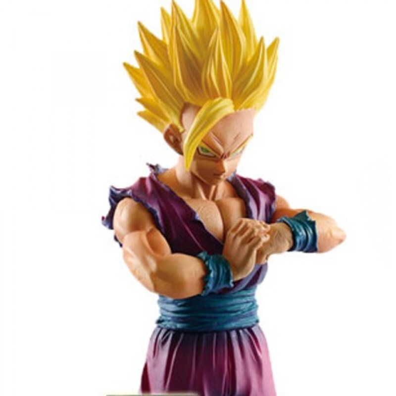 Figurine Sangohan SSJ2 Resolution of Soldiers  -  DRAGON BALL Z