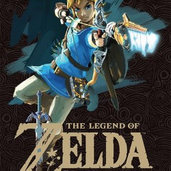 Poster The Legend of Zelda Breath of the Wild  - ZELDA