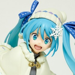 Figurine Hatsune Miku Snow ver  - AUTRES FIGURINES