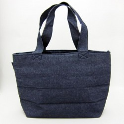 Sac Cabas style Jeans Chat Bus  -  TOTORO - GHIBLI