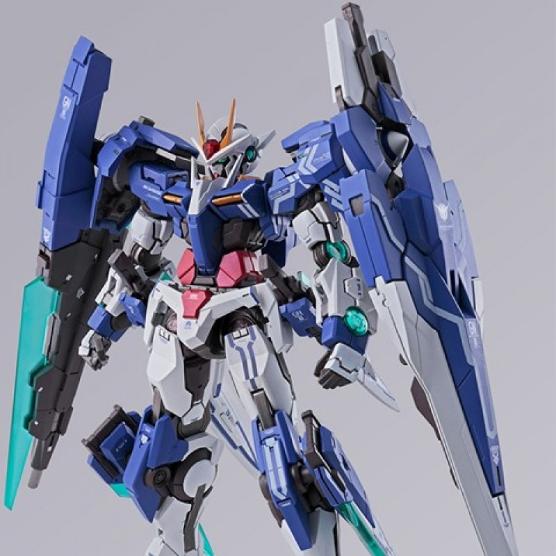 Gundam Metal Build Gundam 00 Seven Sword G  -  GUNDAM