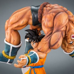 The Quiet Wrath of Son Goku Tsume  - Figurines DBZ