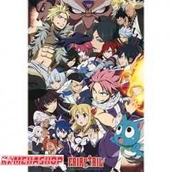 Poster Fairy Tail Guild Versus  -  FAIRY TAIL
