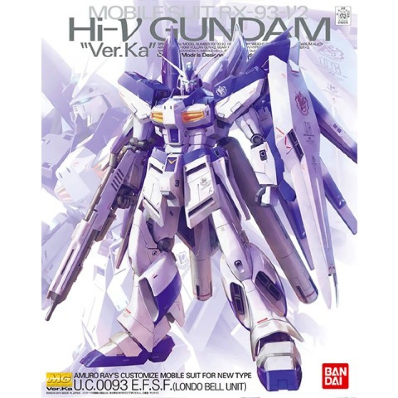Hi-Nu Gundam Ver.Ka  -  GUNDAM