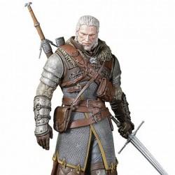 The Witcher Figurine Geralt Grandmaster Ursine  - Figurines jeux-vidéo