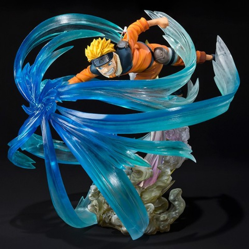 Figurine Naruto Uzumaki  -  NARUTO