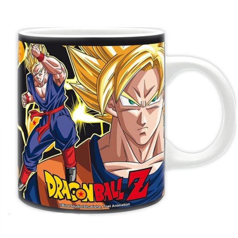 Mug Dragon Ball Z Super Saiyan  -  DRAGON BALL Z