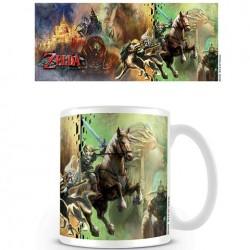 Mug The Legend of Zelda Twilight Princess  - ZELDA