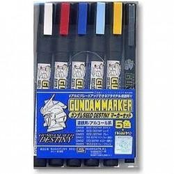 Gundam Seed Destiny Marker set  -  GUNDAM