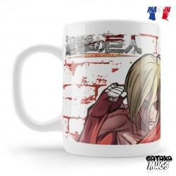 Mug 3 Titans  - L'ATTAQUE DES TITANS