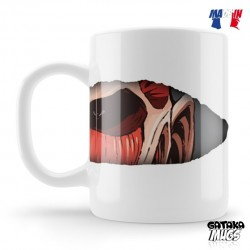 Mug Titan Eye  - L'ATTAQUE DES TITANS