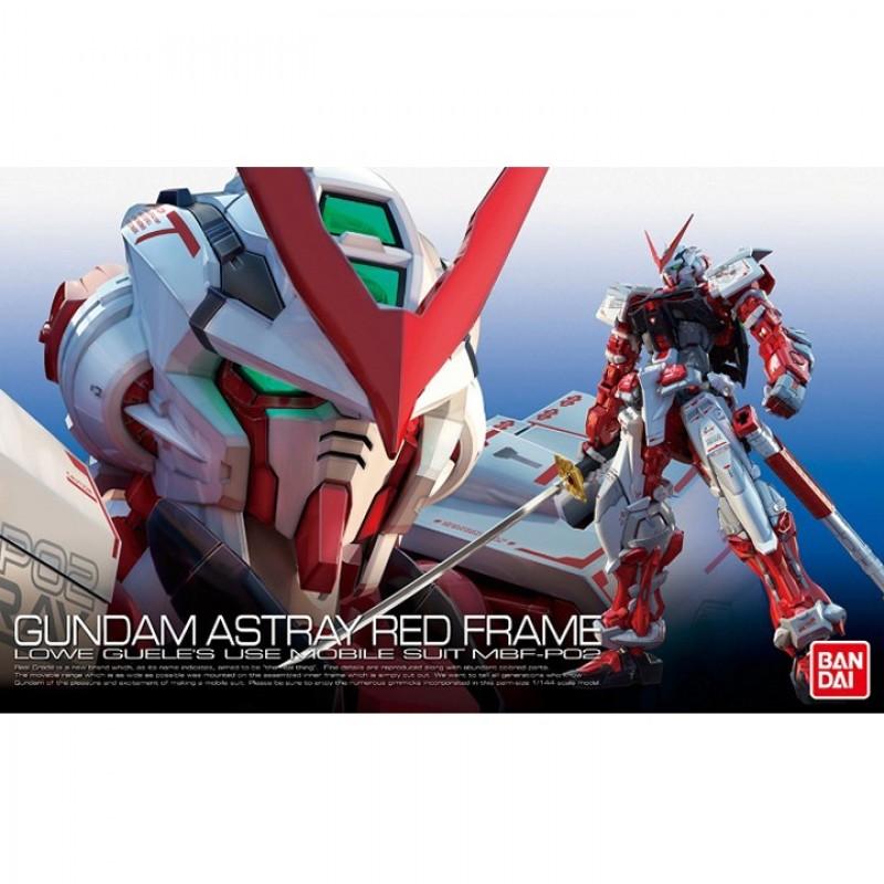 Gundam Astray Red Frame RG  -  GUNDAM