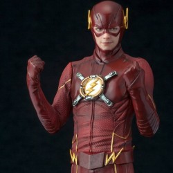 Figurine Flash EU Exclusive  - DC. COMICS & MARVEL