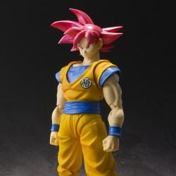Dragon Ball Super Goku SSG  -  DRAGON BALL Z