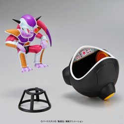 Figurine Freezer Hover Pod Model Kit  -  DRAGON BALL Z