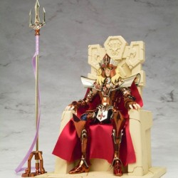 Myth Cloth - Poséidon Version Collector Royal Ornament Edition  -  SAINT SEIYA