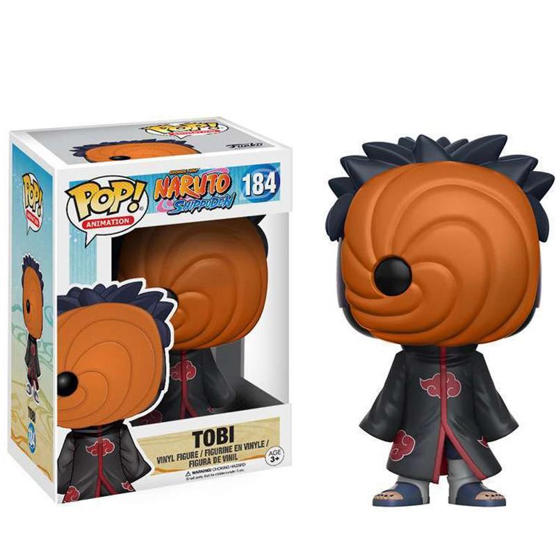 Figurine Naruto Tobi Funko Pop  -  NARUTO