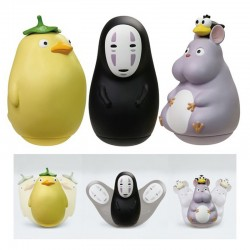 Figurines Le Voyage de Chihiro  -  TOTORO - GHIBLI