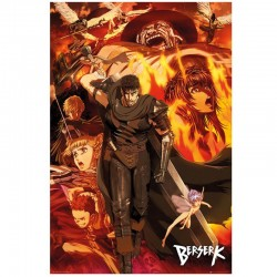 Poster Berserk Collage  - POSTERS & AFFICHES
