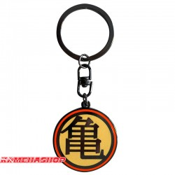 Porte clés DBZ Kame Symbol  -  DRAGON BALL Z