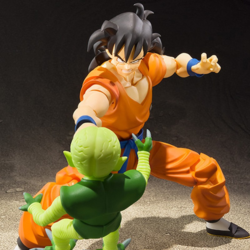 dragon ball z figurine yamcha sh figuarts bandai. Black Bedroom Furniture Sets. Home Design Ideas