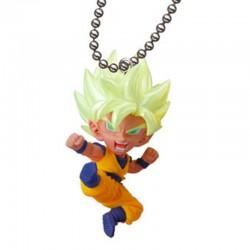 Porte clés Dragon Ball Z - Goku SSJ  -  DRAGON BALL Z