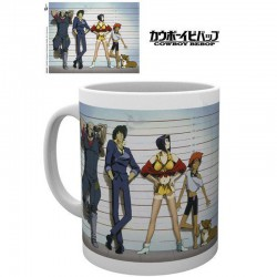 Cowboy Bebop - Mug Line up  - AUTRES GOODIES