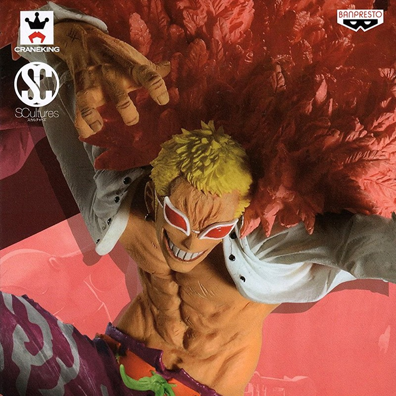 One Piece - Figurine Doflamingo  -  ONE PIECE