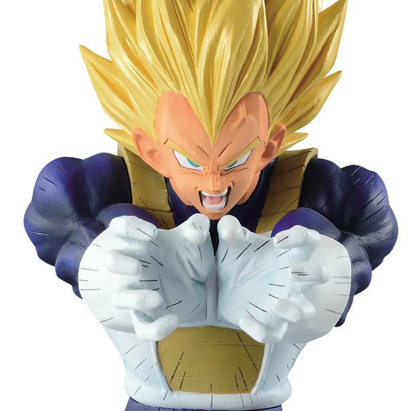 Figurine Vegeta Final Flash  -  DRAGON BALL Z