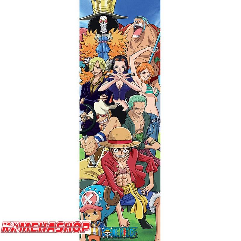 One Piece - Poster de Porte Equipage  -  ONE PIECE