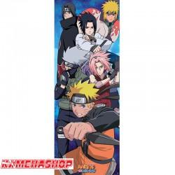 Naruto Shippuden - Poster de porte Groupe  -  NARUTO