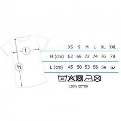 T-shirt Naruto Shippuden  -  NARUTO
