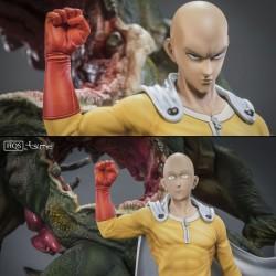 One Punch Man - Figurine Saitama HQS - Tsume  - TSUME
