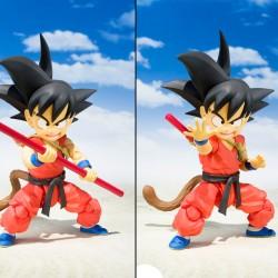Dragon Ball - Figurine Goku Kid - S.H Figuarts  -  DRAGON BALL Z