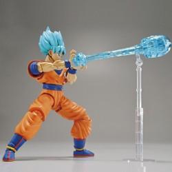 Dragon Ball Super - Goku SSJB Model Kit  -  DRAGON BALL Z