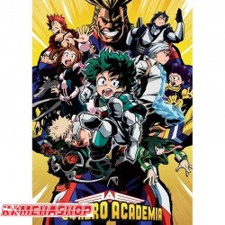 My Hero Academia - Poster Groupe  - POSTERS & AFFICHES