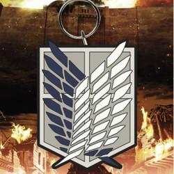 Attaque des Titans - Porte clés Bataillon d'Exploration  - L'ATTAQUE DES TITANS