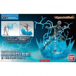 Aura Effect Blue  -  DRAGON BALL Z