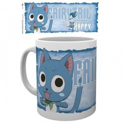 Fairy Tail - Mug Happy  -  FAIRY TAIL