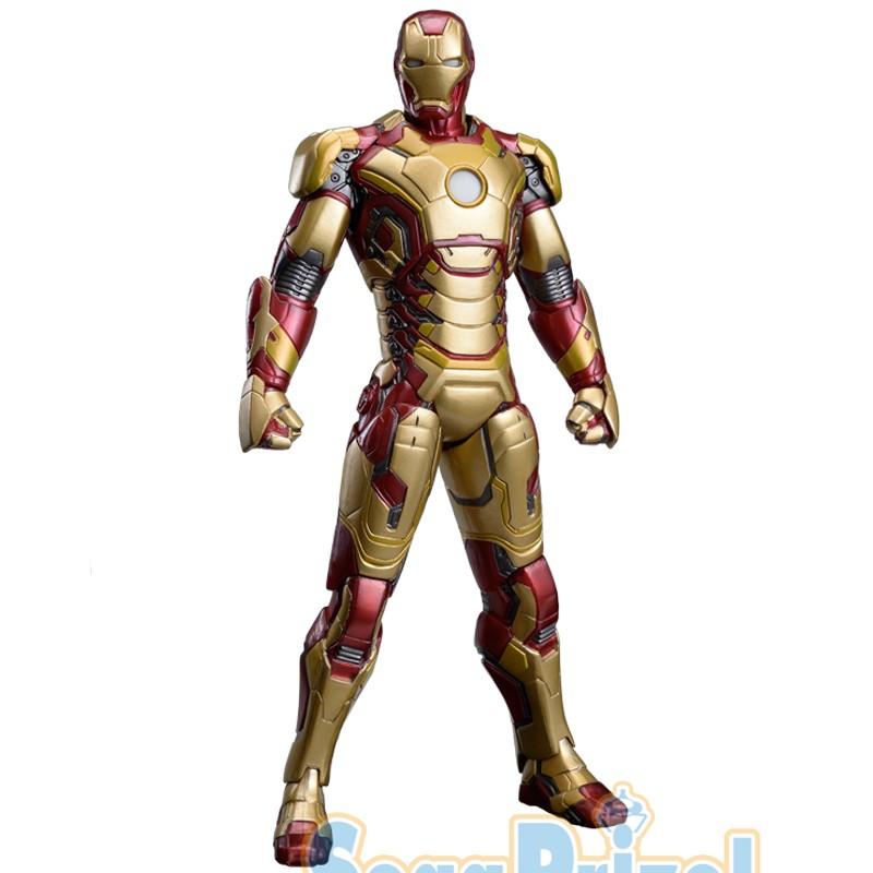 Figurine Iron Man Mark 42  - DC. COMICS & MARVEL