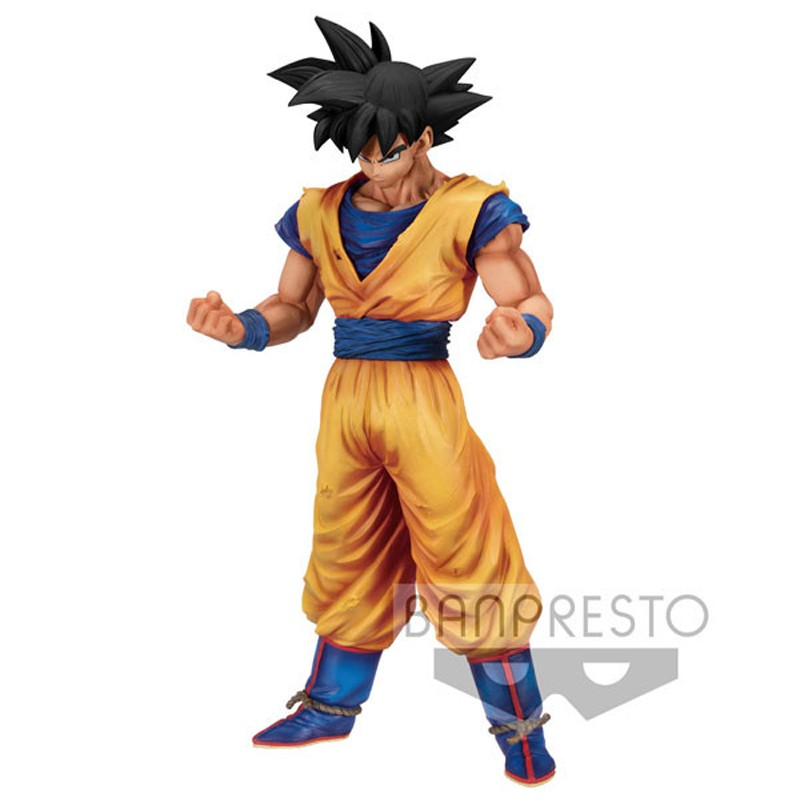 dragon ball z figurine goku grandista. Black Bedroom Furniture Sets. Home Design Ideas