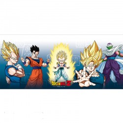 Dragon Ball Z - Mug Saiyans et Piccolo  -  DRAGON BALL Z