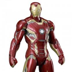 Figurine Iron Man Mark 45  - DC. COMICS & MARVEL