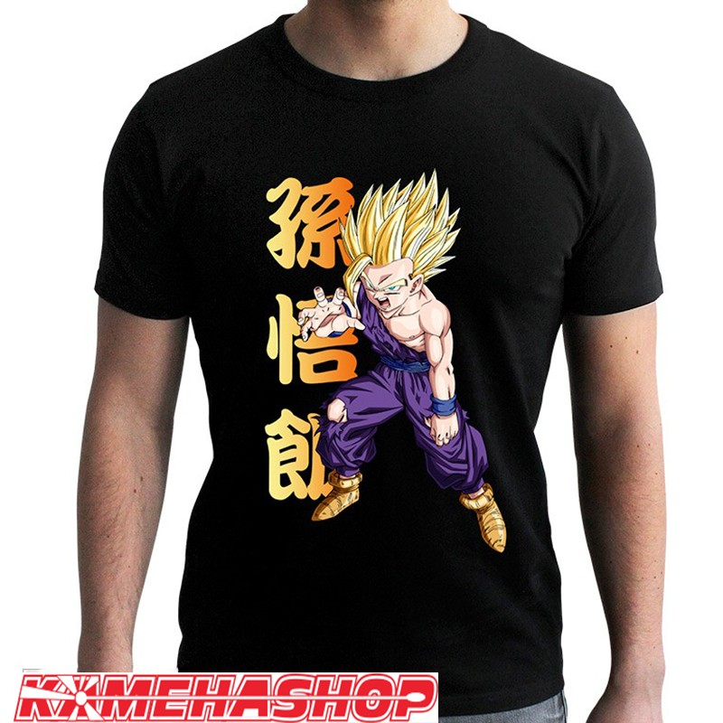 T-shirt Gohan Super Saiyans  -  DRAGON BALL Z